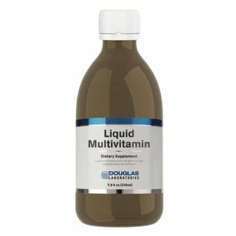 Liquid Multivitamin 230 ml by Douglas Labs
