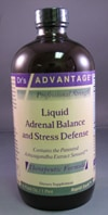 Adrenal Balance + Stress Defense  by Dr's Advantage.