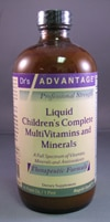 Liquid Children's Complete MultiVit/Min 16oz by Dr's Advantage.