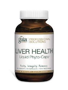 Liver Health 60c by Gaia Herbs