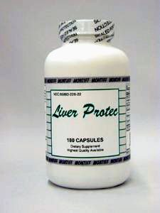 Liver Protec 180 caps by Montiff