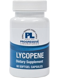 Lycopene Plus 10mg 60sg by Progressive Labs