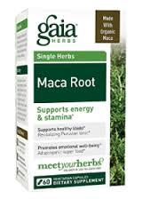 Maca Root (Organic) 1