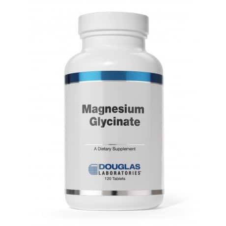 Magneisum Glycinate 150mg 120t by Douglas Laboratories