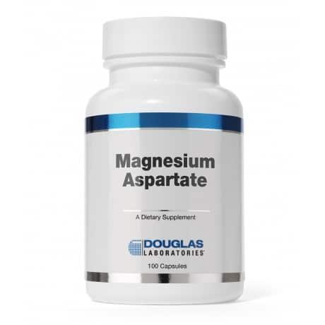 Magnesium Aspartate 100c by Douglas Laboratories