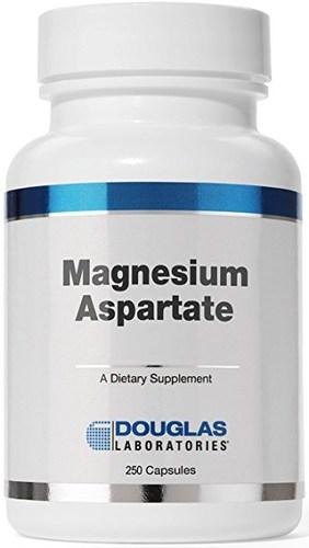 Magnesium Aspartate 250c by Douglas Laboratories