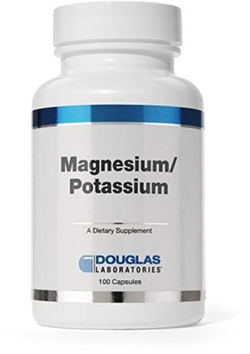 Magnesium-Potassium Aspartate 100c by Douglas Laboratories