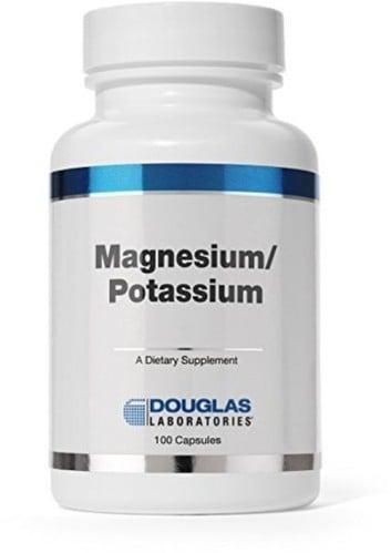 Magnesium-Potassium Aspartate 100c by Douglas Laboratories