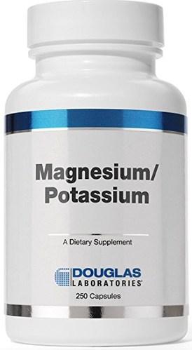Magnesium-Potassium Aspartate 250c by Douglas Laboratories