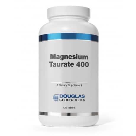 Magnesium Taurate 400 120t by Douglas Laboratories