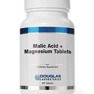 Malic Acid + Magnesium 180t by Douglas Laboratories
