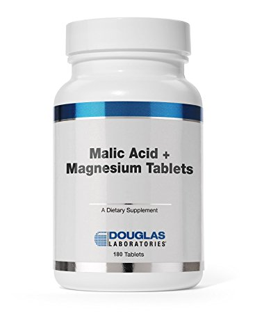 Malic Acid + Magnesium 180t by Douglas Laboratories