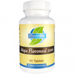Mega Flavonoid 2000 60t by Priority One