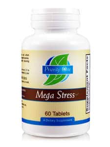 Mega Stress Formula 60t by Priority One