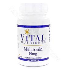 Melatonin 10mg by Vital Nutrients