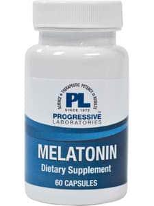 Melatonin 3mg 60c by Progressive Labs