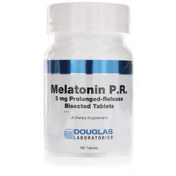 Melatonin P.R. (3mg) 180t by Douglas Laboratories