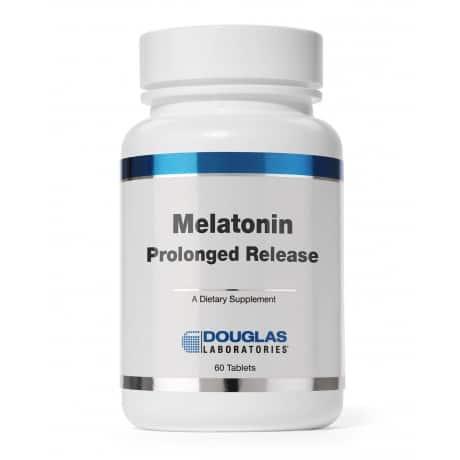 Melatonin P.R. 3mg 60t by Douglas Laboratories