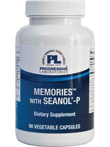 Memories with Seanol-P 90c by Progressive Labs