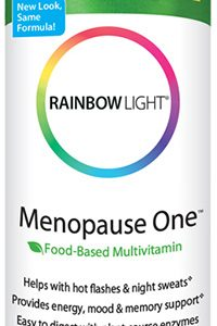 Menopause One Multivitamin 90 tabs by Rainbow Light Nutrition