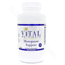 Menopause Support 120c by Vital Nutrients