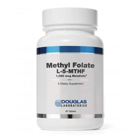 Methyl Folate 60t by Douglas Laboratories