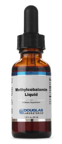 Methylcobalamin Liquid 30ml by Douglas Laboratories