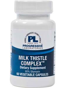 Milk Thistle Complex 60c by Progressive Labs