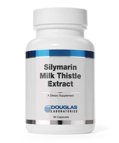 Milk Thistle Extract (Silymarin) 90 caps by Douglas Laboratories