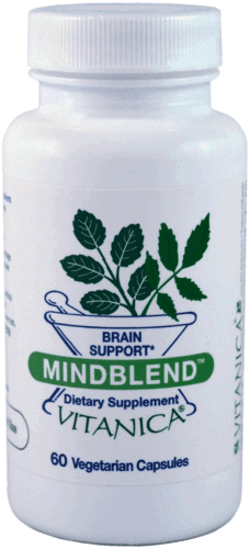 MindBlend 60c by Vitanica