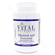 Minimal and Essential 90c by Vital Nutrients