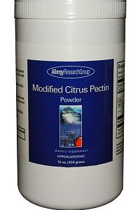 Modified Citrus Pectin Pwd 16oz by Allergy Research Group