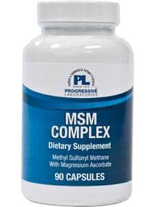 MSM Complex 90 caps by Progressive Labs