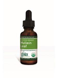 Mullein Leaf (Dry) 2oz by Gaia Herbs