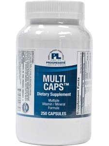 Multi Caps 250c by Progressive Labs