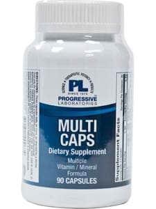 Multi Caps 90c by Progressive Labs