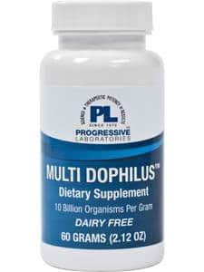 Multi Dophilus 60g by Progressive Labs