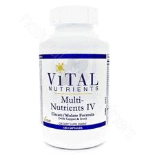 Multi-Nutrients IV 180c by Vital Nutrients
