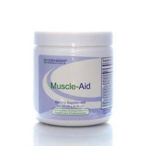 Muscle-Aid 135grms by Biogenesis