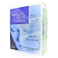 Naturally Clear [3-Piece Set/45-day supply] by Metabolic Maintenance