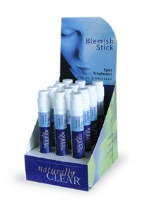 Naturally Clear Blemish Stick 0.5 oz by Metabolic Maintenance