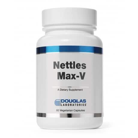 Nettles Max-V 250mg 60c by Douglas Laboratories