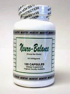 Neuro-Balance 620 mg 120 caps by Montiff