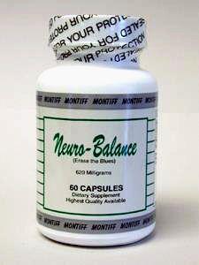 Neuro-Balance 620 mg 60 caps by Montiff