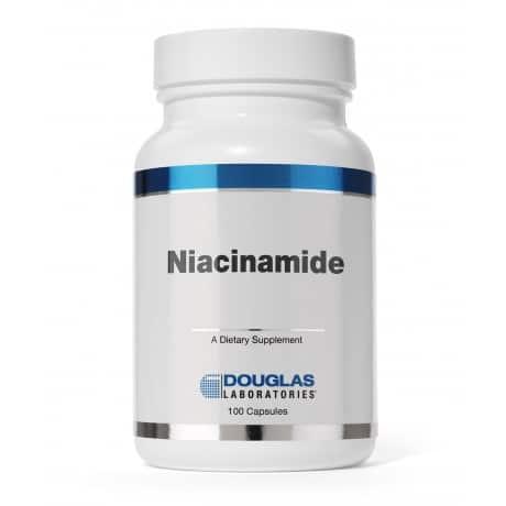 Niacinamide 500mg 100c by Douglas Laboratories