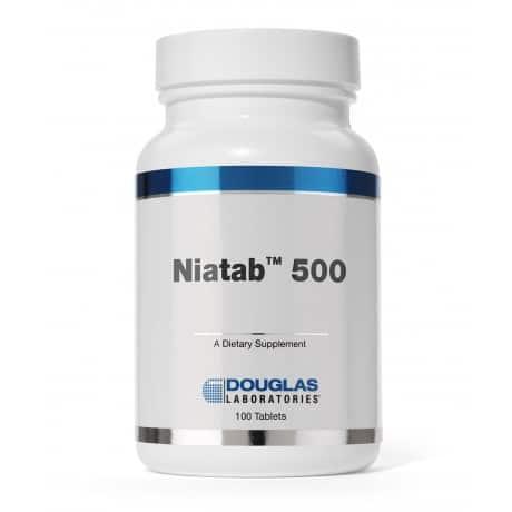 Niatab 500 100t by Douglas Laboratories
