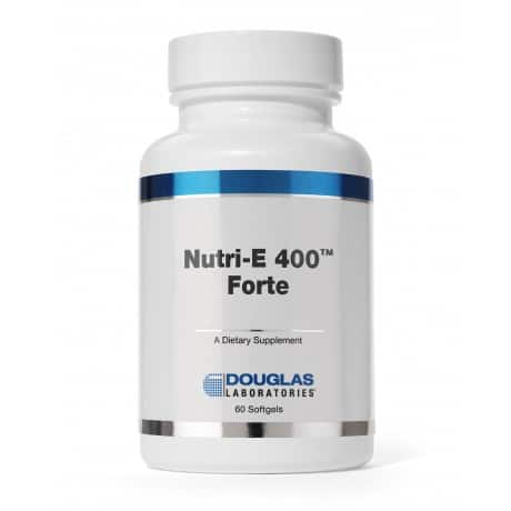 Nutri-E 400 Forte 60sg by Douglas Laboratories