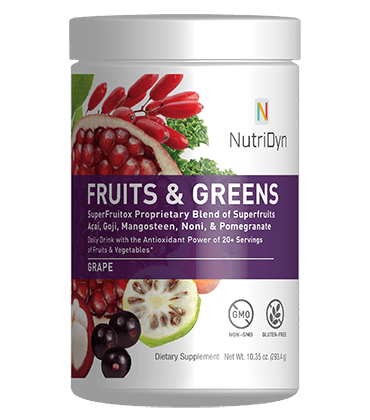 NutriDyn Slender Drink Gluten Free Strawberry Kiwi 6.58 oz by Nutri-Dyn
