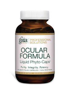 Ocular Formula 60c by Gaia Herbs