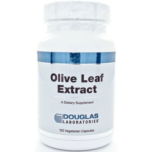 Olive Leaf Extract 500mg 120c by Douglas Laboratories
